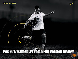 PES 2017 Alex Gameplay Patch