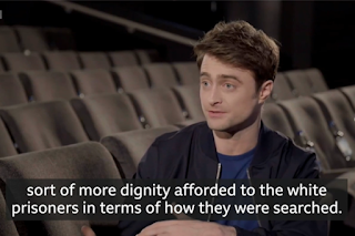BBC News: Daniel Radcliffe on the 'genius' story he felt had to be told