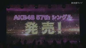 Judul Single ke-57 AKB48 Diumumkan 'Shitsuren, Arigatou', Ini Dia Susunan Coupling Song-nya!