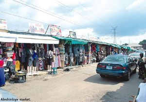 Armed robbers invade Ibadan market Road, shoot two motorcyclists