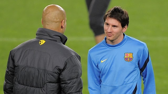 Messi: I remember it was surprise when Guardiola first explained the false nine