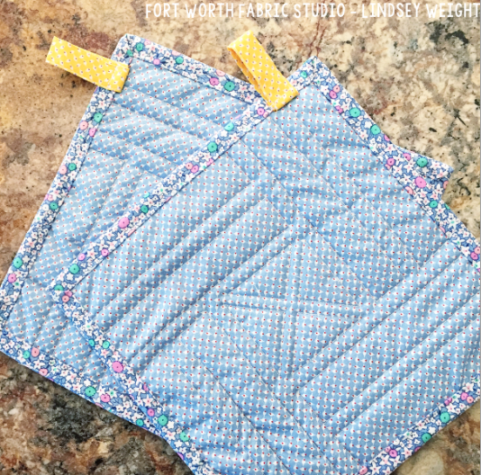 Pot Holder Tutorial