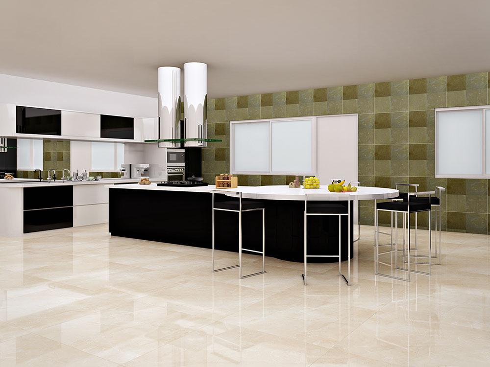 Mẫu Gạch Đồng Tâm 40x40 là kích thước vừa phải cho các không gian phòng bếp có diện tích nhỏvàtrung bình.