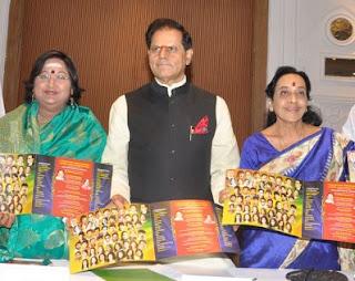 ANR 75 years Sanmanam Pressmeet -VaniSri,Jamuna