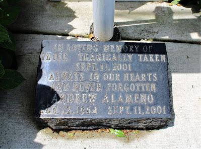 September 11th, 2001 9-11 Memorial in Wildwood Crest, New Jersey