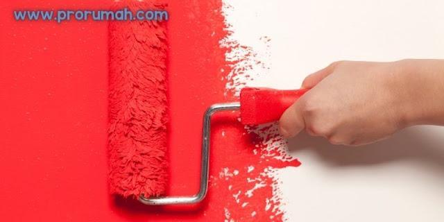 Penggunaan Warna Cat Dinding