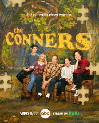 The Conners Season 4 Poster
