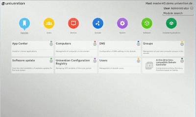 Univention Corporate Server 4.1-1