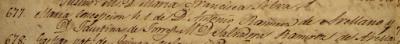 Confirmación de María Concepción Ramirez San German