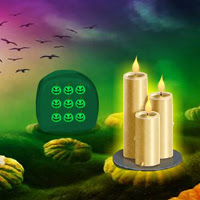 WowEscape-Cursed Candle F…