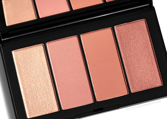 NARS Hot Fix Cheek Palette Review