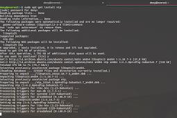 Install NTP Server Ubuntu