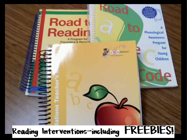 photo about Fundations Sound Cards Printable titled Examining Interventions FREEBIES! - Minor Minds at Effort