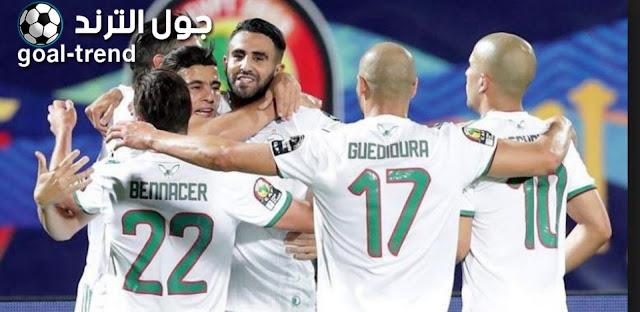 نتيجة مواجهة الجزائر ونيجيريا في كأس الأمم الأفريقية