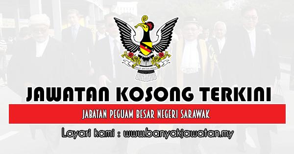 Jawatan Kosong di Jabatan Peguam Besar Negeri Sarawak