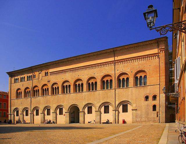 palazzo Vescovile-Parma