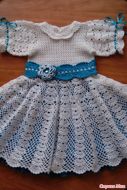 ... dress patterns, how to crochet baby dress step by step, crochet baby