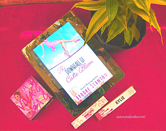 The Downfall of Catie Bloom (Bloom Sisters #3) by Brooke Stanton | ARC | A Book Review by iamnotabookworm!