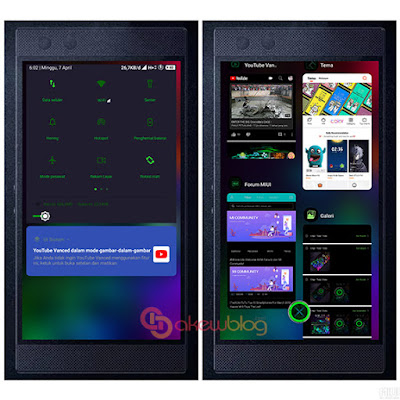 Xiaomi Theme Razer Phone with Boot Animation MIUI V10 2019