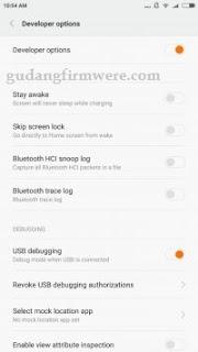 ADB USB Debugging Xiaomi Mi5 Dan Mi 3