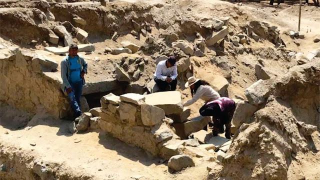 Hallan en Perú los restos de un perro de hace más de 1.000 años