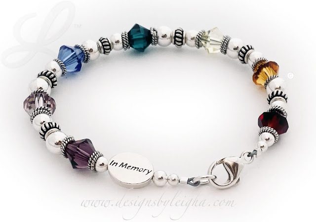 Rainbow Bridge In-Memory Bracelet™