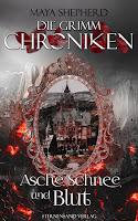 Cover Die Grimm-Chroniken - Asche, Schnee und Blut