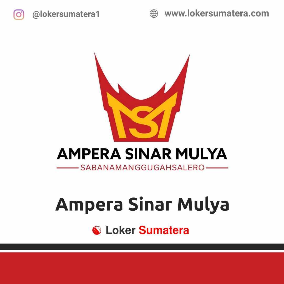 Lowongan Kerja Pekanbaru: Ampera Sinar Mulya April 2021
