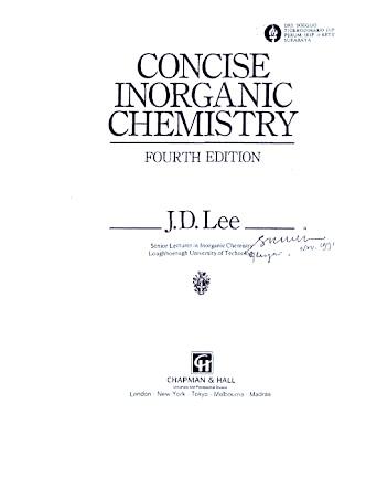 JD LEE CONCISE ~ BEST IITJEE PREPARATION BOOKS