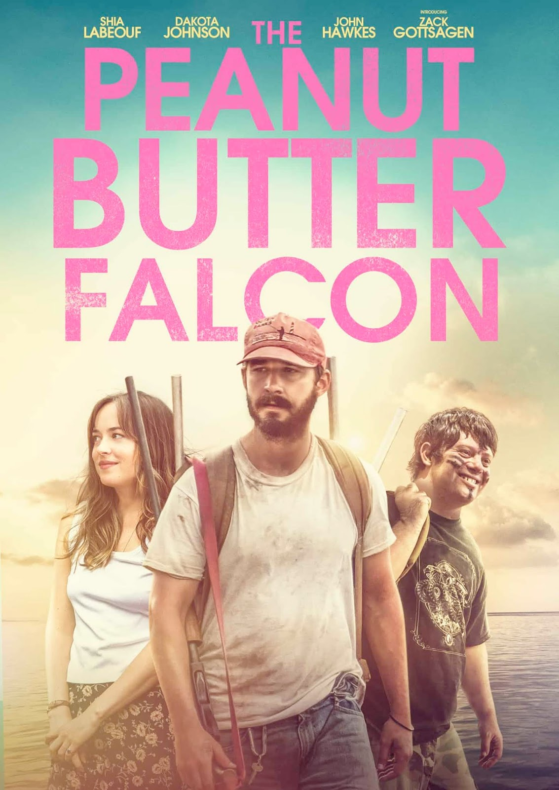 The Peanut Butter Falcon [2019] [DVDR] [NTSC] [Subtitulado]