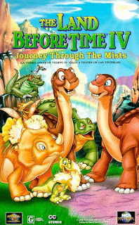 The Land Before Time IV: Journey Through the Mists (1996) Subtitle Indonesia [HD + Softsub]
