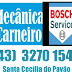 MECÂNICA CARNEIRO/BOSCH 18 ANOS DE ATIVIDADES, ATENDENDO TODA REGIÃO!!!