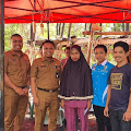 DPD KNPI Kepulauan Selayar Salurkan Bantuan Ke Korban Kebakaran Di Desa Tamalanrea