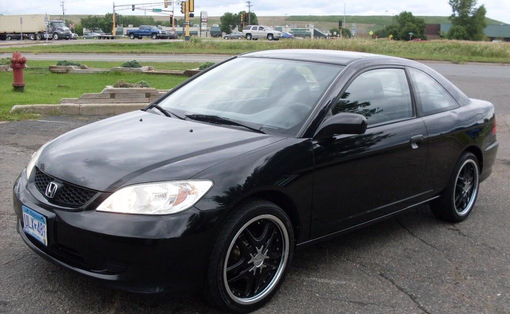 Hyundai Dealers Mn >> Ride Auto: 2005 Honda CIvic Black