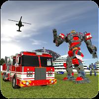 Robot Firetruck Mod Apk