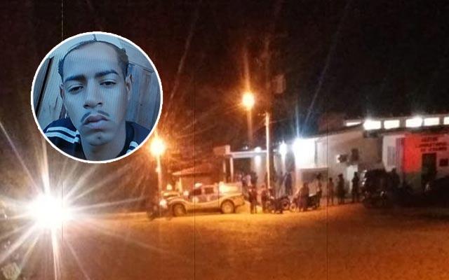 Jovem é assassinado a tiros após ter casa invadida em Serrolândia