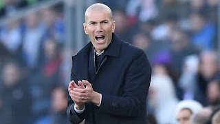Zidane praise PSG and Lyon performance in UCL despite 'bad talk' about French league