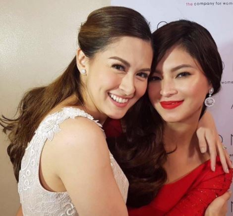Angel Locsin Thanked La Salle For Her Award Then Became Inseparable With Marian Rivera!