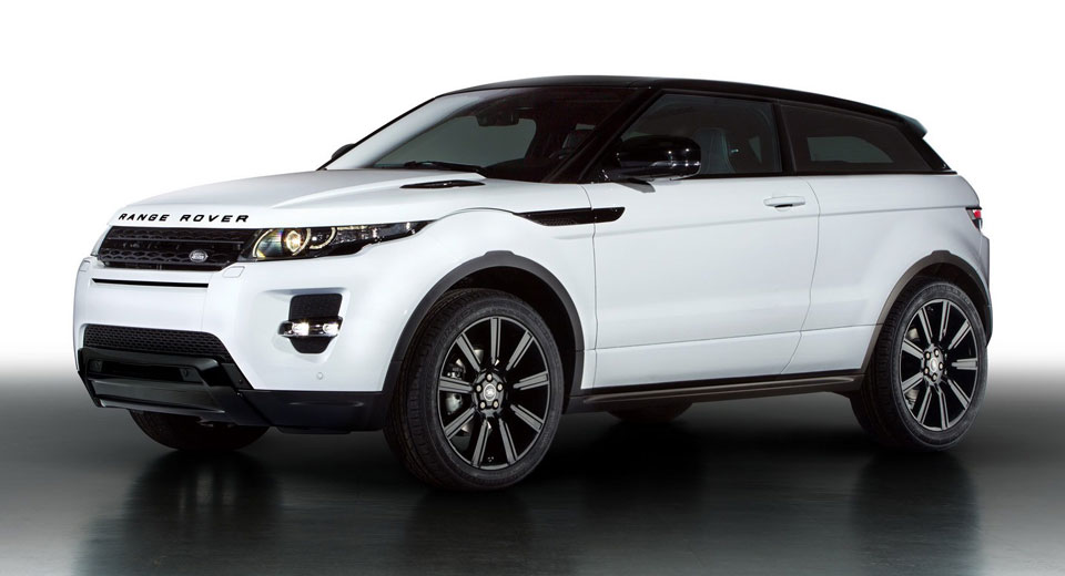 Incoming Range Rover Sport Coupe May Receive All-Electric Variant