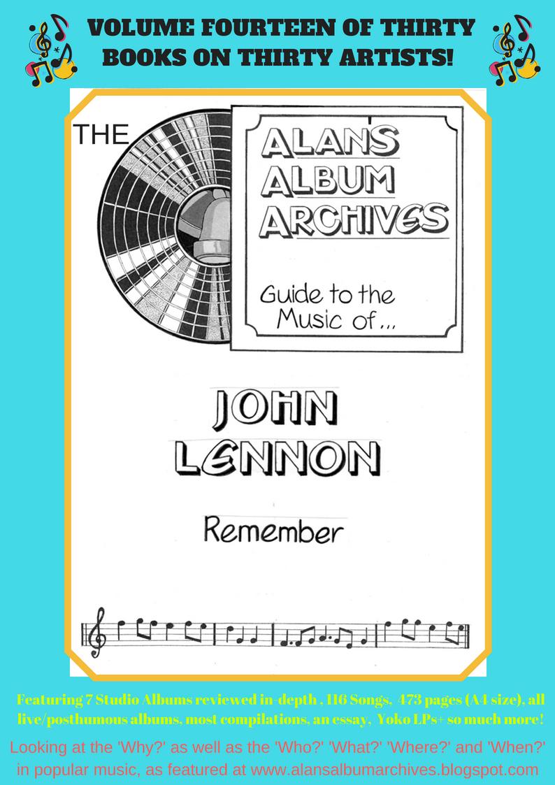 Alan's Album Archives: John Lennon: The Best Unreleased Recordings