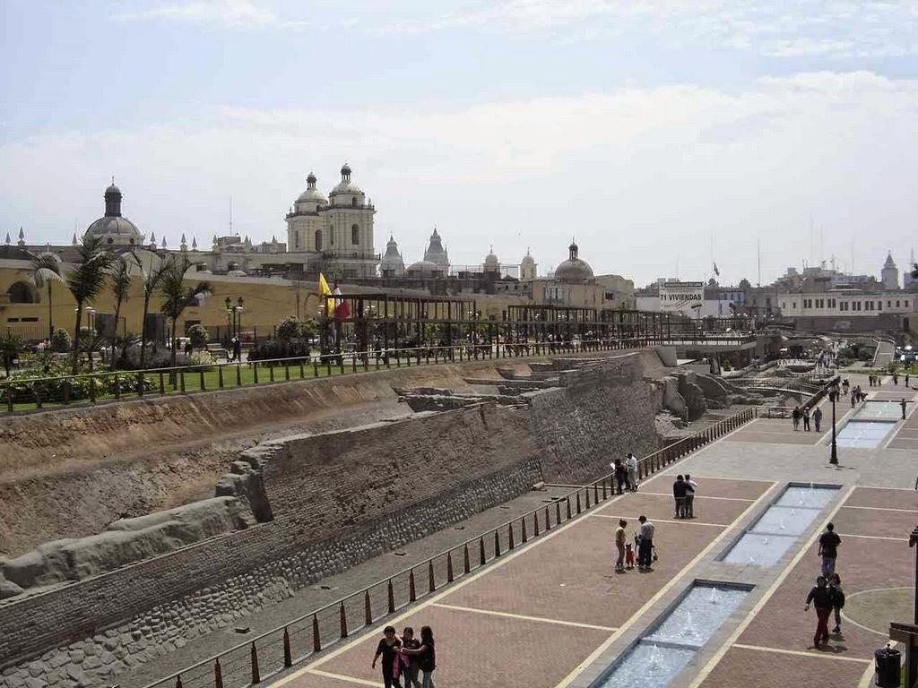 Parque das Muralhas Lima