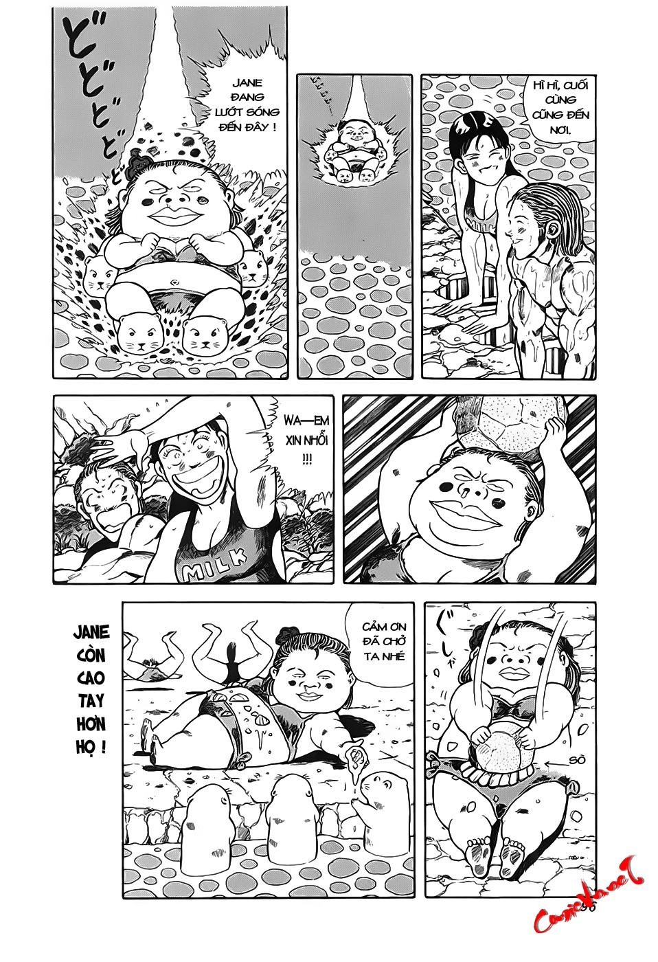 Chúa rừng Ta-chan chapter 12 trang 6