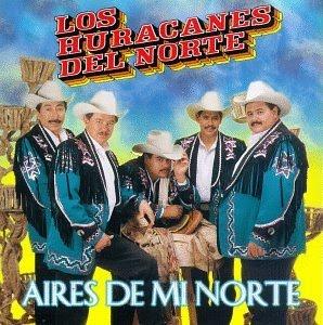 Los Huracanes Del Norte - Aires De Mi Norte (1998) (Disco Oficial)