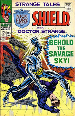 Strange Tales #165, Nick Fury, Agent of SHIELD