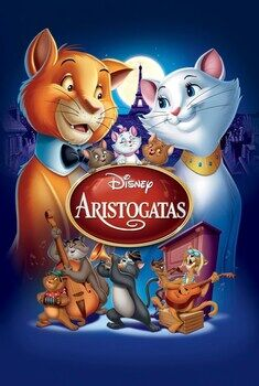 Aristogatas Torrent - BluRay 720p/1080p Dual Áudio
