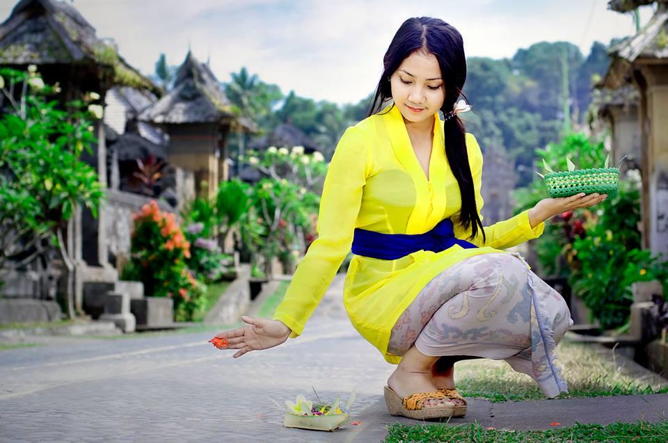 Bali is Imaginary