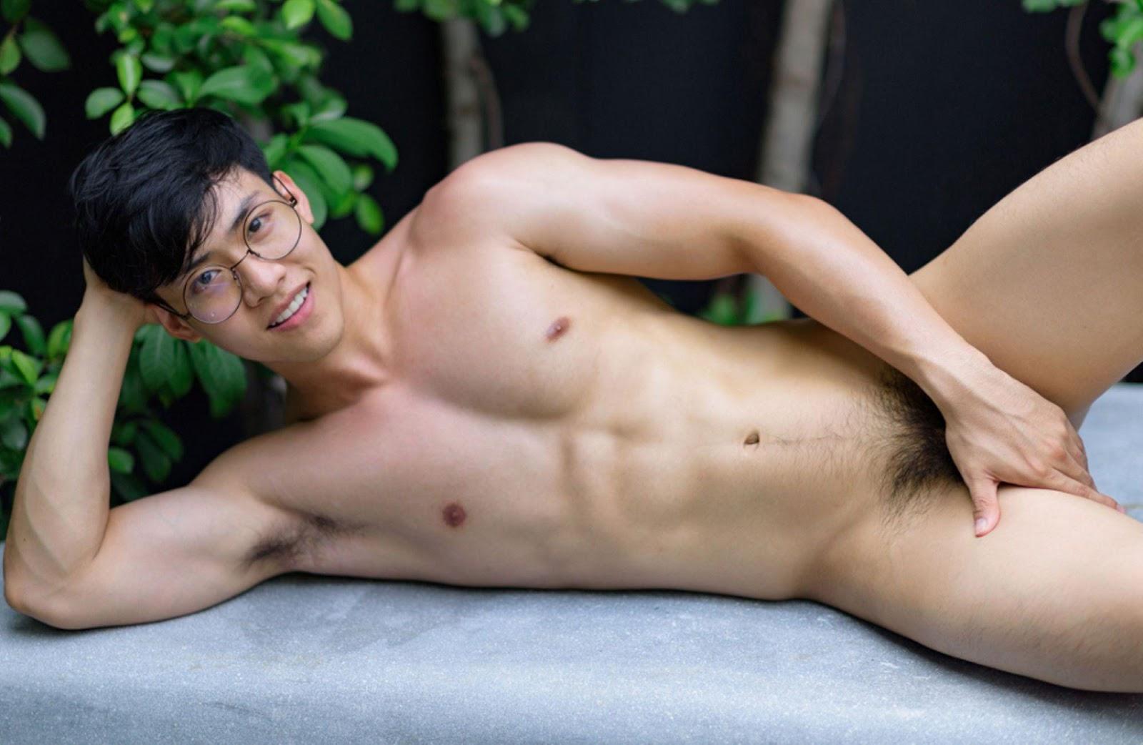 Muay thai boy naked