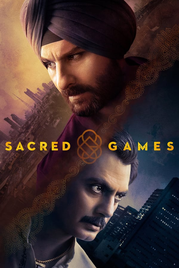 Sacred Games S01 Complete