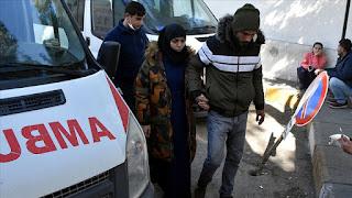 سورية حامل تروي محاولة سلطات أثينا إغراق زورق لطالبي لجوء