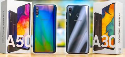 Trik Tersembunyi Samsung Galaxy A50